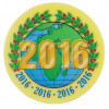 2016 Wreath Centre 25mm
