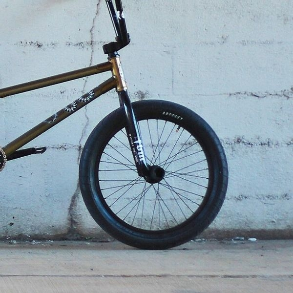 "A 20"" BMX Wheel"
