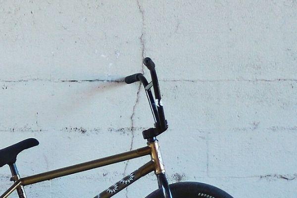 BMX Bike Handlebars