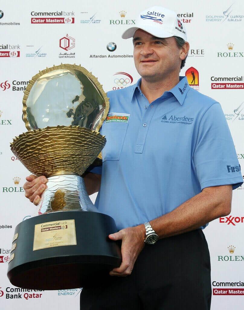 Weird Clam Golf Trophy