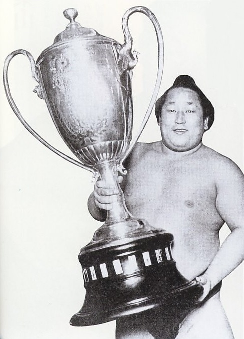The Emperor's Cup Trophy