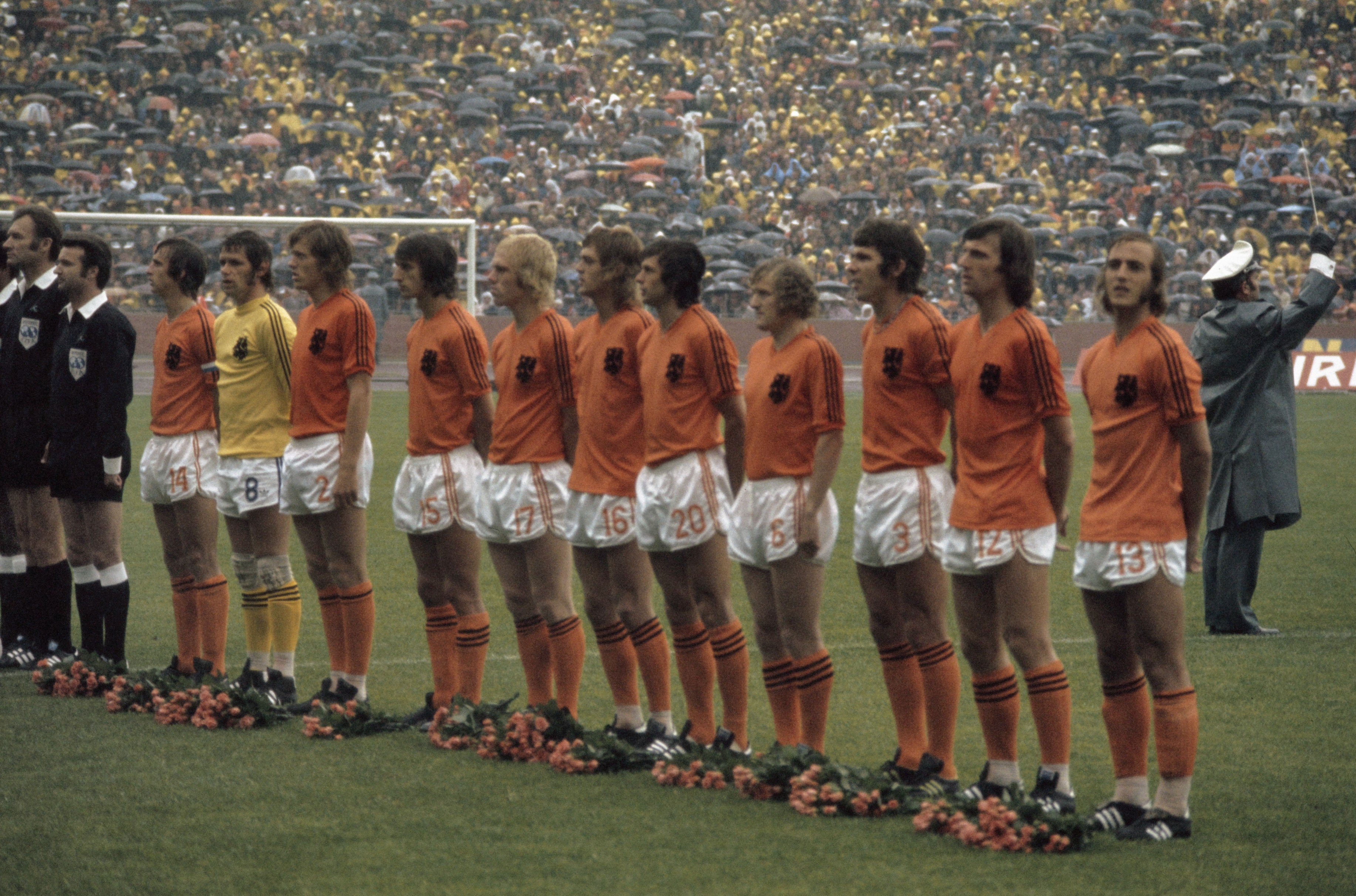 Netherlands 1974 World Cup Squad