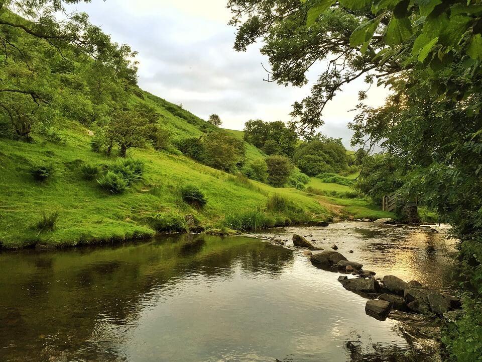 The River Devon