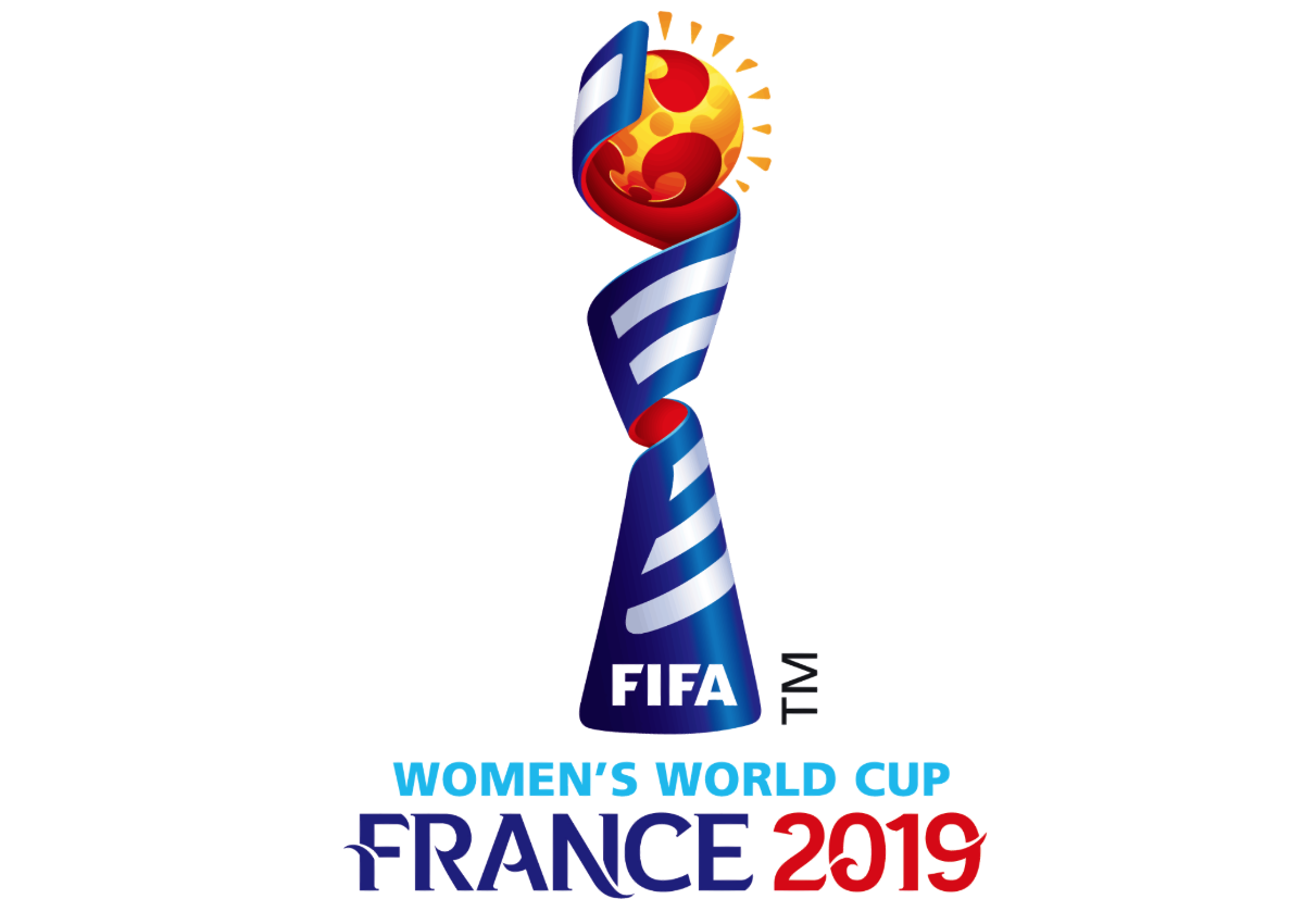 The official women's world cup France logo