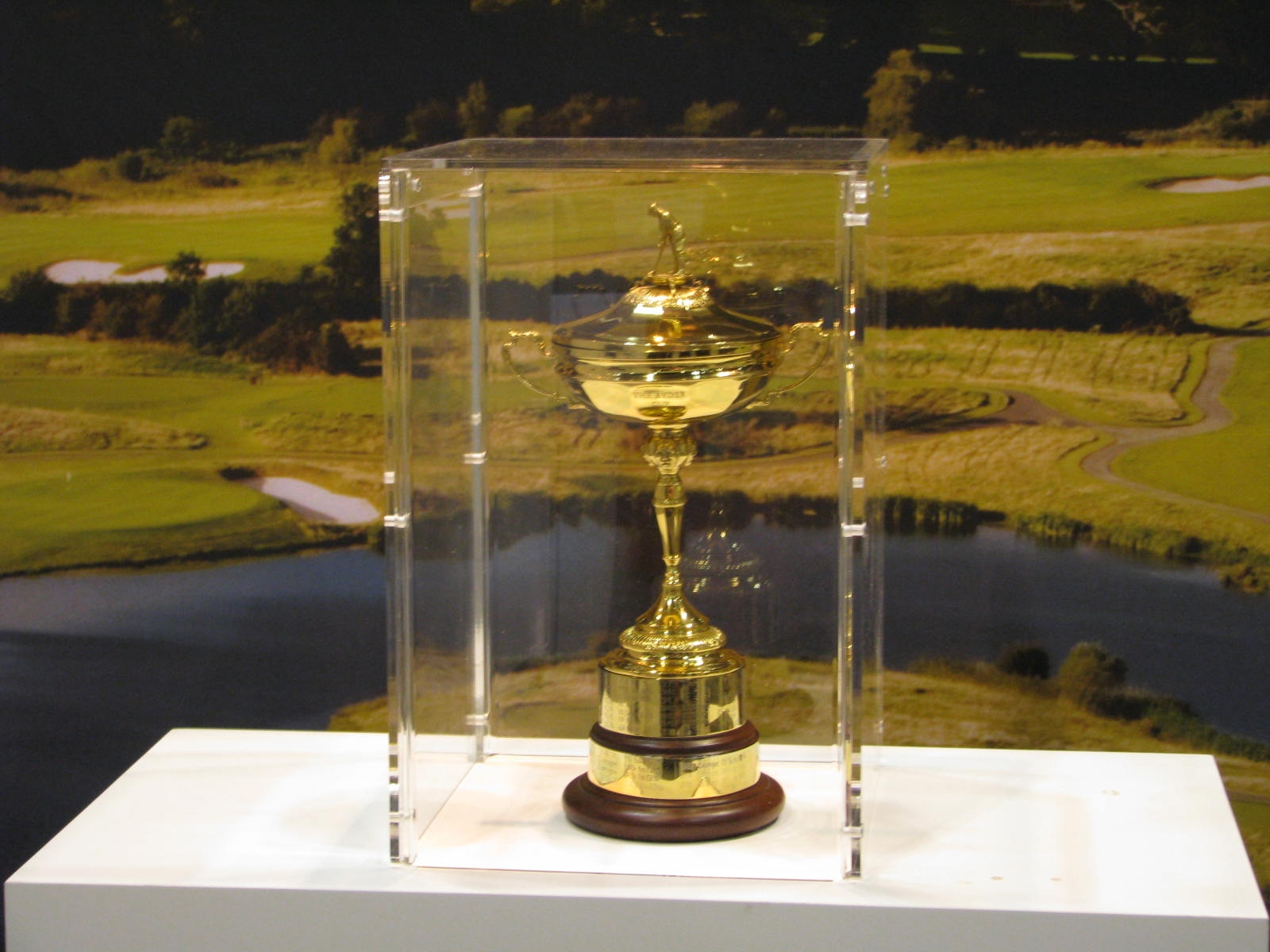 Ryder Cup - Jackson Trophies