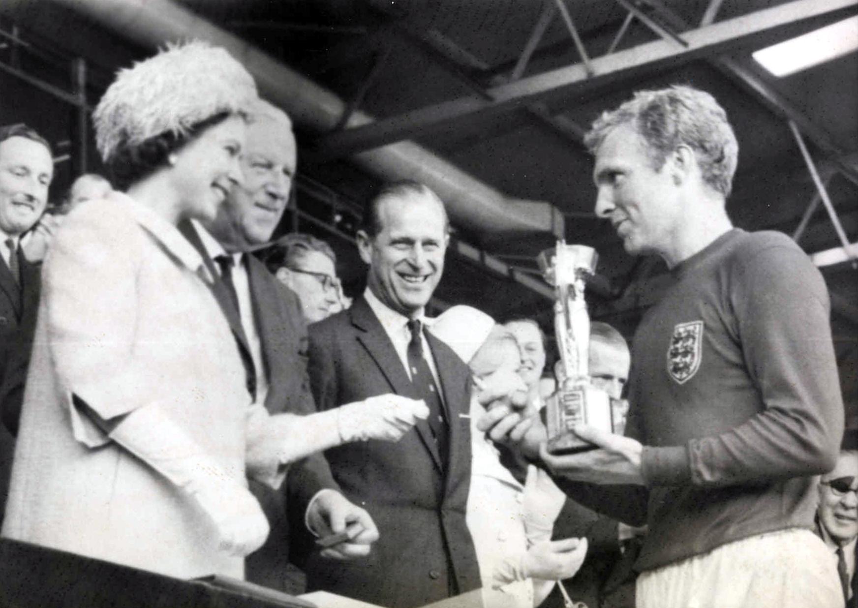 1966 Jules Rimet World Cup Trophy Was Stolen